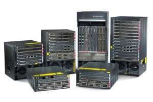 Catalyst 6500 13slot chassis20RUno PS
