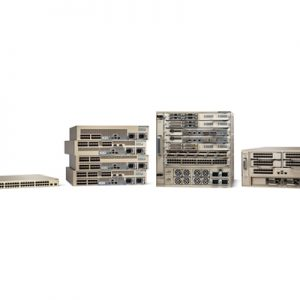 C6k 48-port 10/100/1000 GE Mod: fabric enabled. RJ-45 DFC4XL
