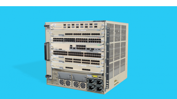 Catalyst 6800 Sup6T (440G/slot) with 8x10GE. 2x40GE (C6800-SUP6T) – Campus LAN Switch