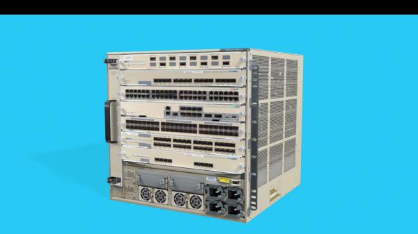 Catalyst 6800 Sup6T (440G/slot) with 8x10GE. 2x40GE (C6800-SUP6T) – Campus LAN Switch