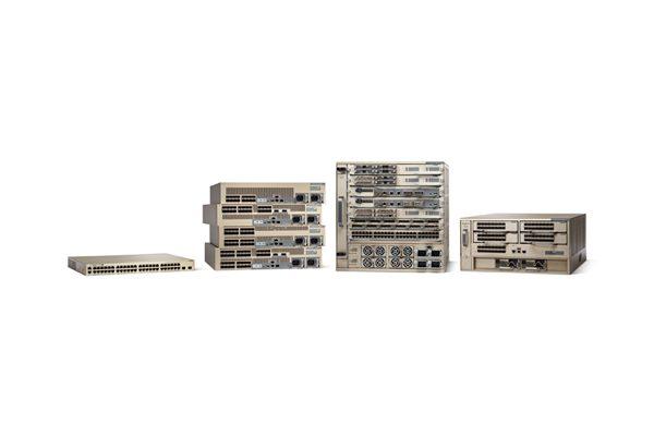 C6k 48-port 10/100/1000 GE Mod: fabric enabled. RJ-45 DFC4XL (C6800-48P-TX-XL) – Campus LAN Switch