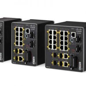 IE 8 10/100.2 FE SFP+2 T/SFP FE. Lite