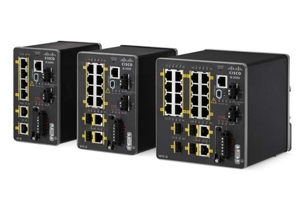 IE 8 10/100.2 FE SFP+2 T/SFP FE. Lite (IE-2000-8TC-L) – Endustriyel Ethernet Switch