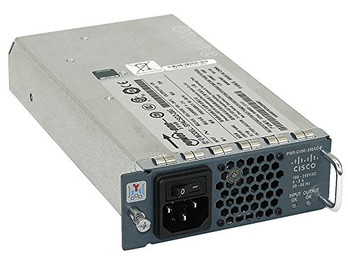 Catalyst 4948E 300WAC power supply (PWR-C49E-300AC-R) – Campus LAN Switch