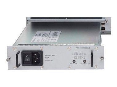 4900M AC power supply. 1000 watts (PWR-C49M-1000AC) – Campus LAN Switch
