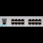 Catalyst 2960L 16 port GigE with PoE. 2 x 1G SFP. LAN Lite (WS-C2960L-16PS-LL) – Campus LAN Switch