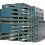 Cat 3560 Cmpct 12 10/100 PoE + 1 T/SFP IPBase (WS-C3560-12PC-S) – Campus LAN Switch