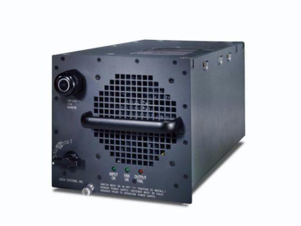 4000W AC PowerSupply. International (WS-CAC-4000W-INT) – Campus LAN Switch