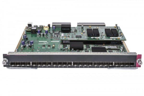Cat6500 24ptGigE Modfabric-enabled (WS-X6724-SFP) – Campus LAN Switch