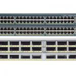 Catalyst 4948E. ES. 48-Port 10/100/1000+ 4 SFP+. AC p/s