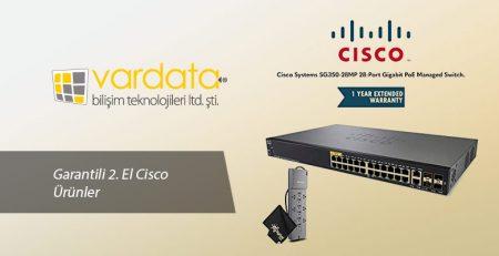 Cisco Garanti Sorgulama & 2.Elde Garanti