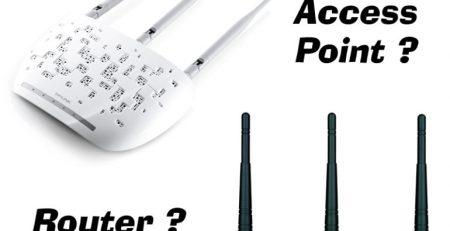 Modem, Router ile Access Point Arasındaki Fark Nedir